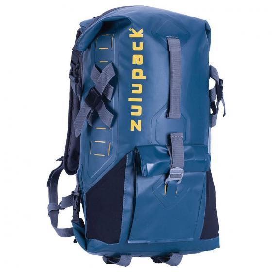 Addict Rucksack 27 L waterproof 55 cm green blue