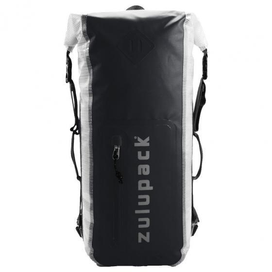 Wasserdichter Rucksack 25 l - waterproof 46 cm black