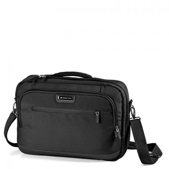 Rolling Bags take Away Laptoptasche 42 cm black