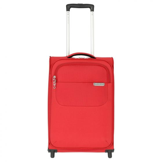 Carter Special Edition 2-Rollen-Kabinentrolley S 55 cm red