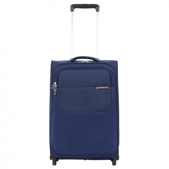 Carter Special Edition 2-Rollen-Kabinentrolley S 55 cm navy