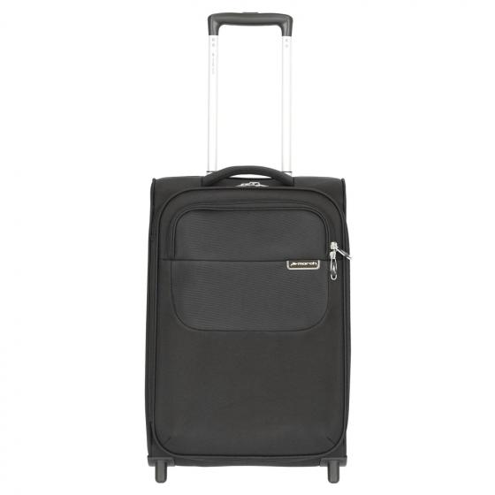 Carter Special Edition 2-Rollen-Kabinentrolley S 55 cm black