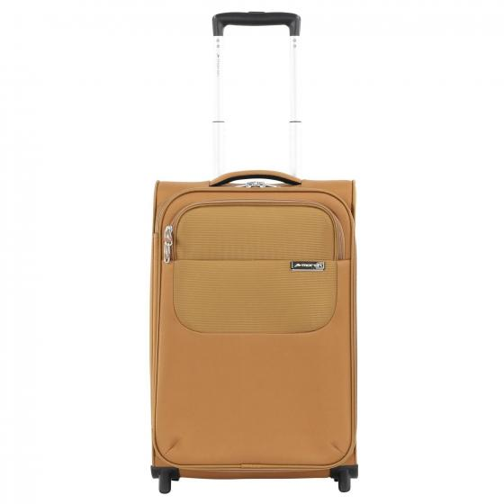 Carter Special Edition 2-Rollen-Kabinentrolley S 55 cm gold