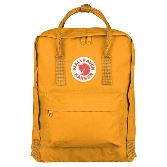 Kanken Rucksack 38 cm warm yellow