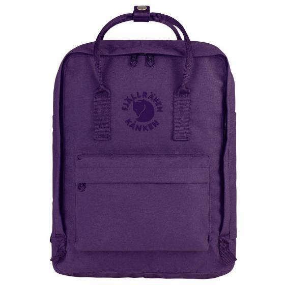 Re-Kanken Rucksack 38 cm deep violet