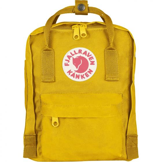 Fjällraven Kanken Mini Rucksack 29 cm warm yellow