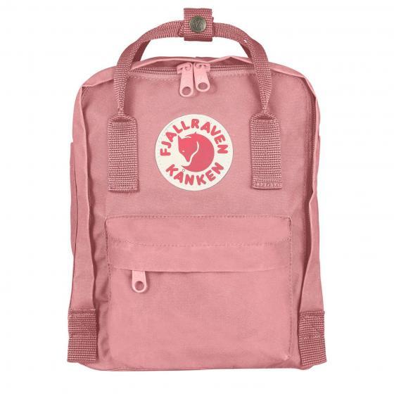 Kanken Mini Rucksack 29 cm pink