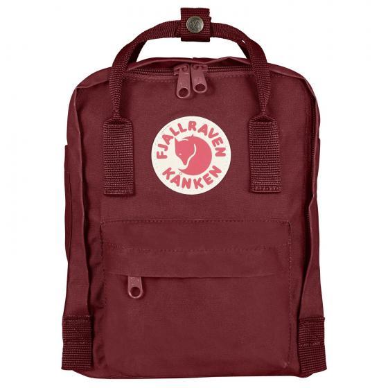 Kanken Mini Rucksack 29 cm ox red