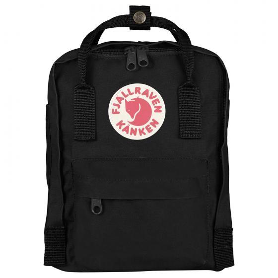 Kanken Mini Rucksack 29 cm black