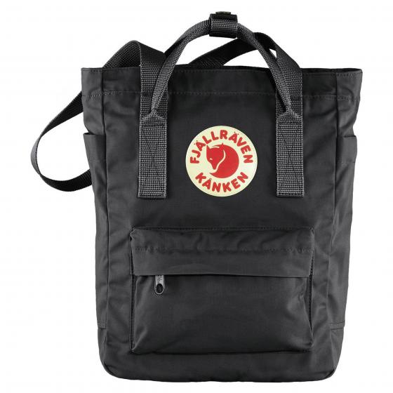Fjällraven Kanken Totepack Mini Rucksack 30 cm black