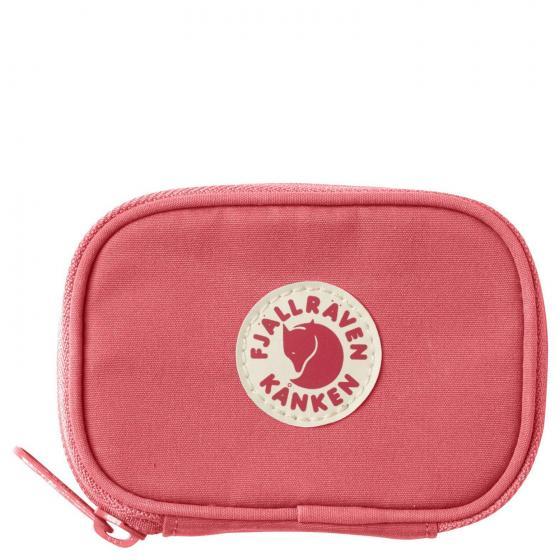 Kanken Card Geldbörse 11 cm peach pink