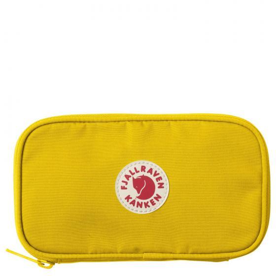 Kanken Travel Geldbörse 19 cm warm yellow
