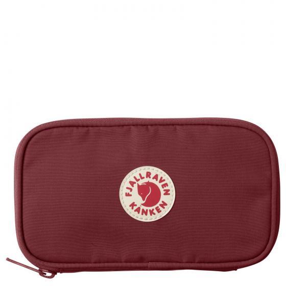 Kanken Travel Geldbörse 19 cm ox red