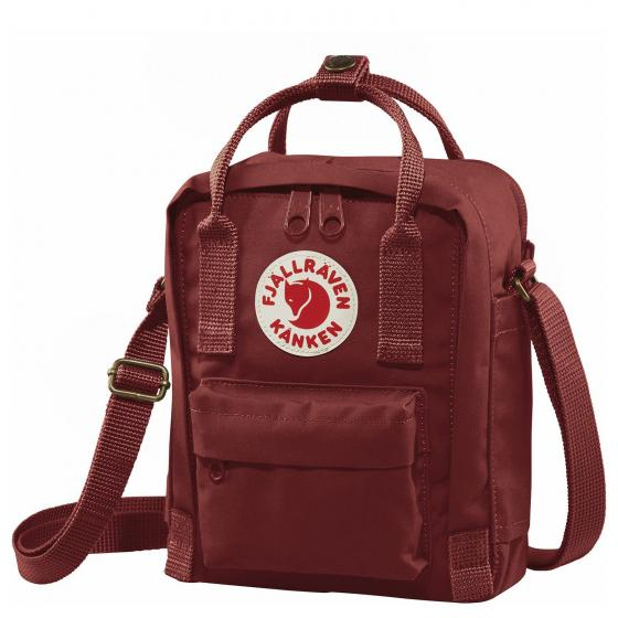 Kanken Sling Bag 20 cm ox red