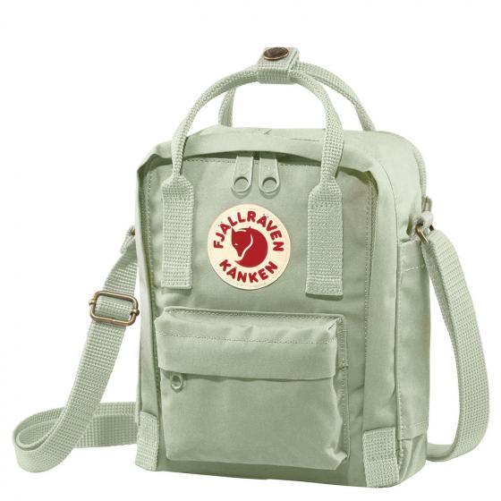 Kanken Sling Bag 20 cm mint green