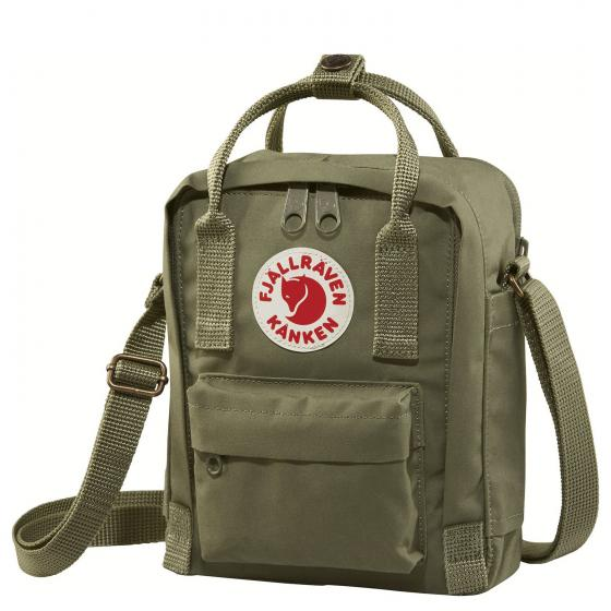 Kanken Sling Bag 20 cm green