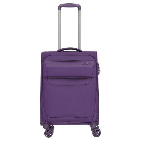 Aeon 4-Rollen-Kabinentrolley 55 cm purple