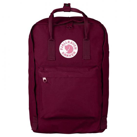 """Kanken Rucksack Laptop 17"""" 42 cm plum"""