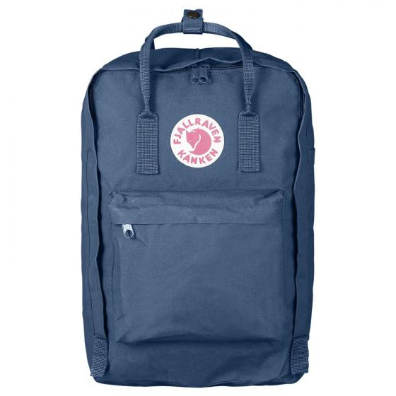 "Kanken Rucksack Laptop 17"" 42 cm blue ridge"