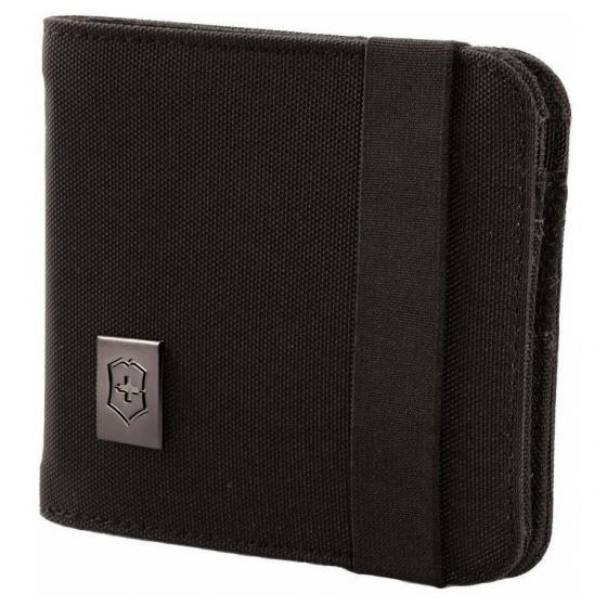 Lifestyle 4.0 Bi-Fold Geldbörse11 cm black