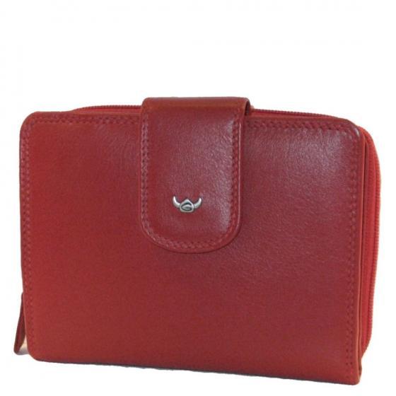 Polo RV Damengeldbörse 12,5 cm rot