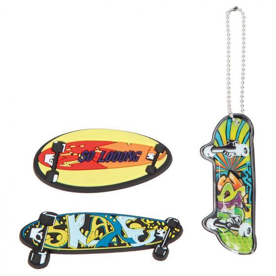 Zubehör McTaggies Magneti-Set 3tlg. skateboard