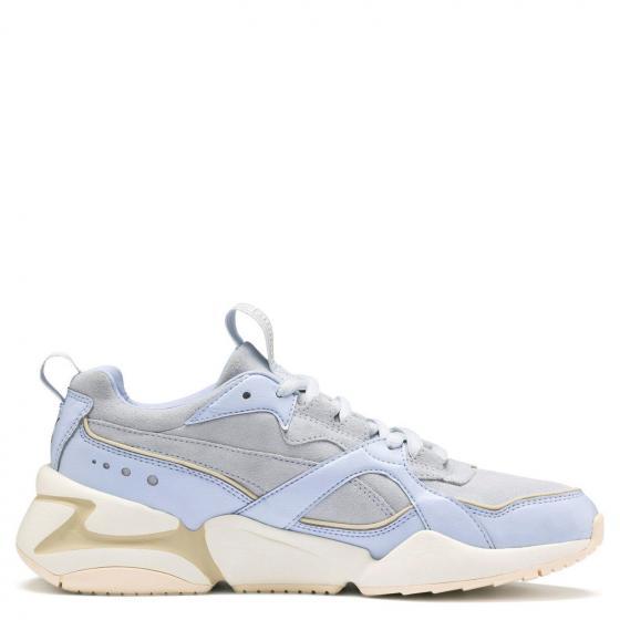 W Nova 2 Suede Sneaker Schuh 370959 41 | grey