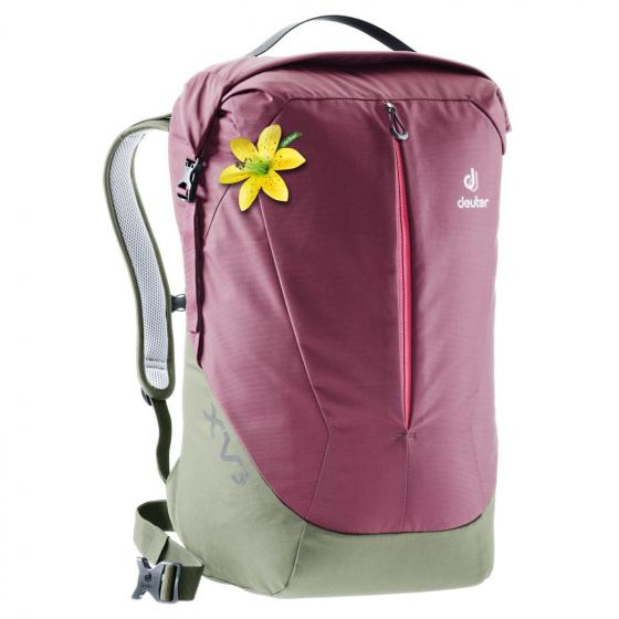 Daypack XV 3 SL Women-Rucksack 54 cm maron-khaki