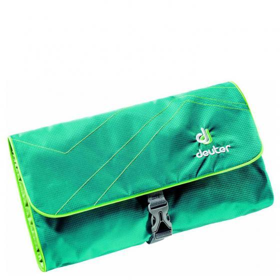 Accessoires Wash Bag II Waschbeutel zum aufhängen petrol-kiwi