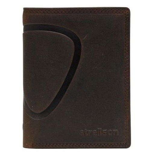 Baker Street Geldbörse BillFold V8 brown
