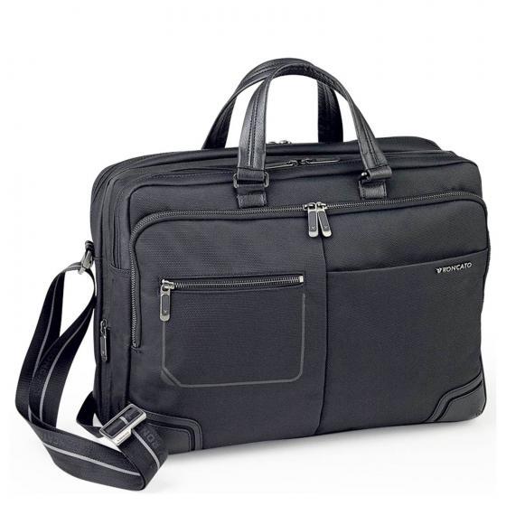 "Wall Street Laptoptasche 15.6"" 42 cm erw. nero"