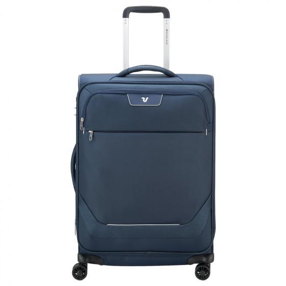 Joy 4-Rollen-Trolley M 63 cm erw. blue notte