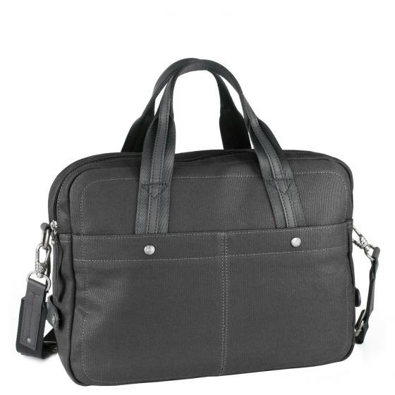 Lino RV-Businesstasche Medium 37 cm schwarz