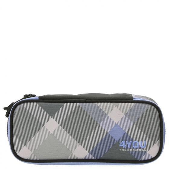Igrec Hardcase Stiftebox checker grey