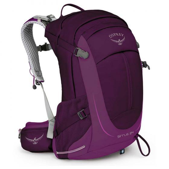 Sirrus 24 Trekkingrucksack 24 Liter ruska purple