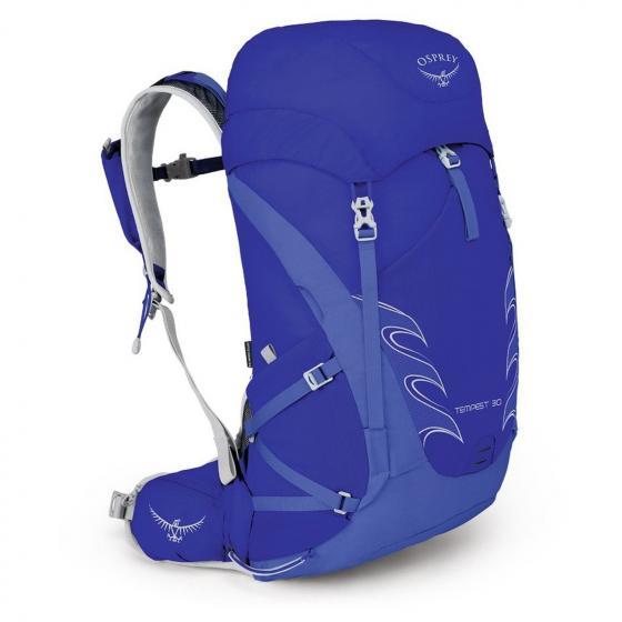 Tempest 30 Trekkingrucksack 30 l 57 cm iris blue