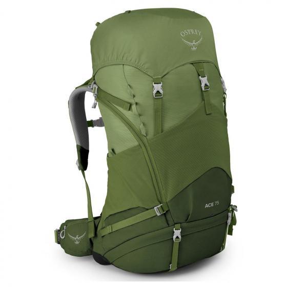 Ace 75 Kinder Wanderrucksack 75 L 79 cm venture green