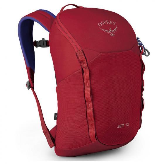 Jet 12 Kinder Wanderrucksack 12 l 37 cm cosmic red