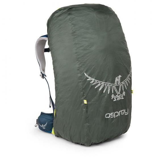 Ultralight Regenschutz shadow grey L 50-75 Liter
