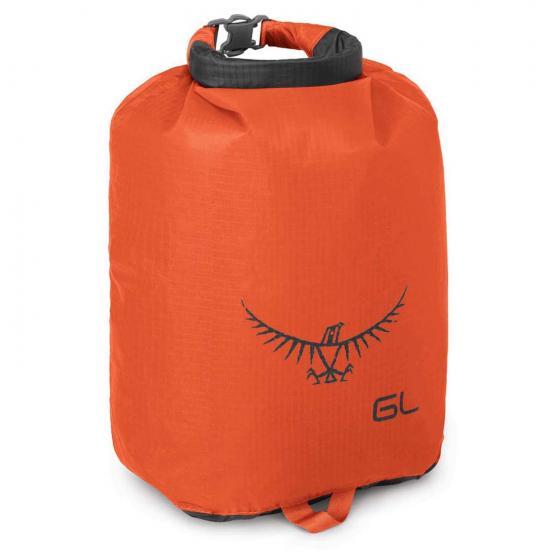 Ultralight DrySack 6 Liter poppy orange