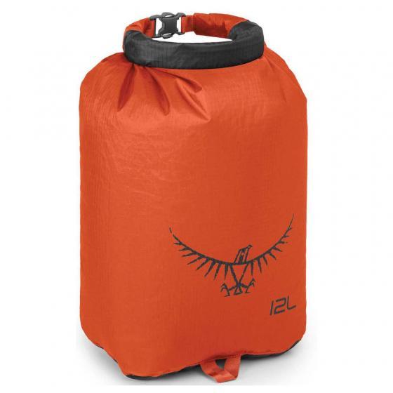 Ultralight DrySack 12 Liter poppy orange
