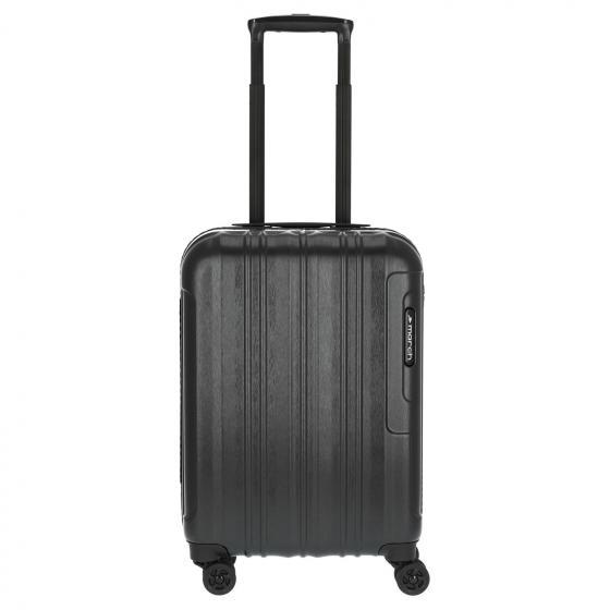 Cosmopolitan Special Edition 4-Rollen-Kabinentrolley S 55 cm black alu