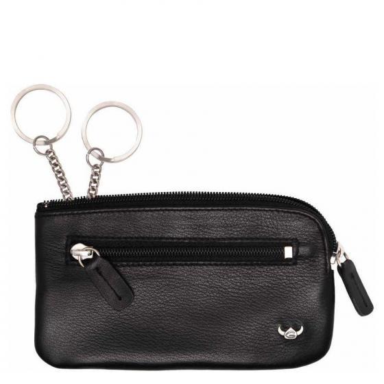 Polo Schlüsseletui 12,5 cm schwarz