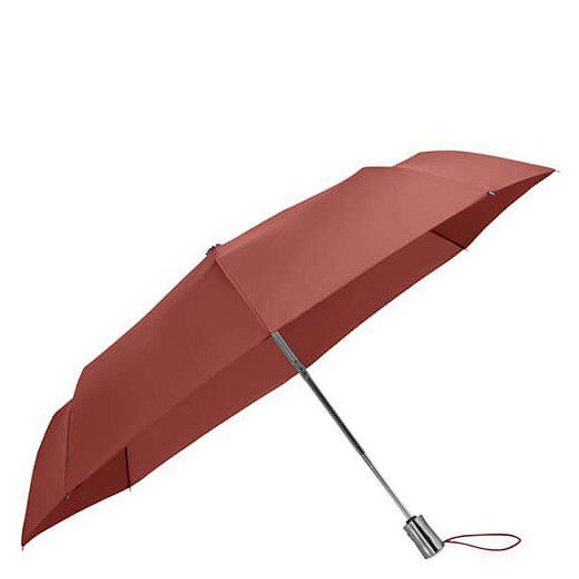 Rain Pro 3 Sec. Taschenschirm 28 cm barn red