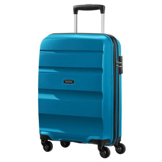 Bon Air Spinner 4-Rollen-Kabinentrolley S Strict 55 cm seaport blue