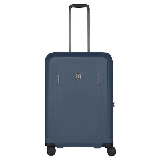 Werks Traveler 6.0 Medium Hardside 4-Rollen-Trolley 69 cm blue