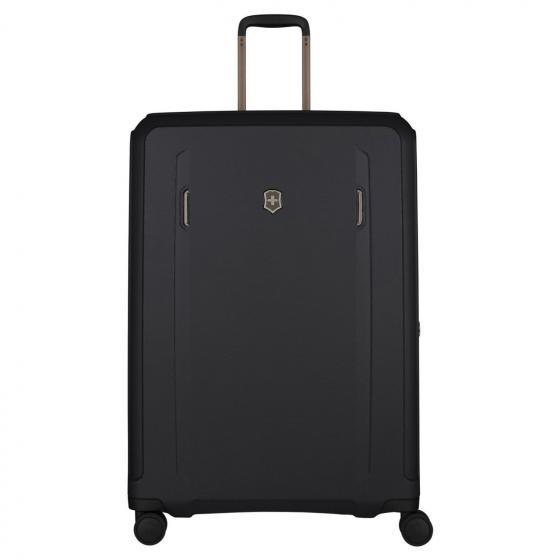 Werks Traveler 6.0 Extra Large Hardside 4-Rollen-Trolley 82 cm black
