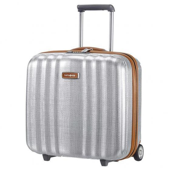 Lite-Cube DLX Rolling Tote Plus 2-Rollen Businesstrolley 43 cm aluminium