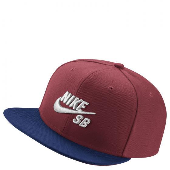 Pro Hat Cap team red/deep royal blue/black/white