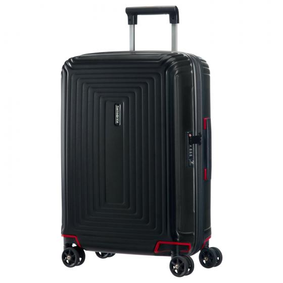 Neopulse 4-Rollen-Kabinentrolley S 55 cm matt black